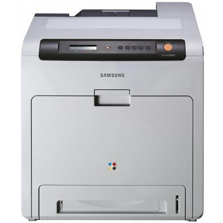 Samsung Laser Color Printer CLP-610ND